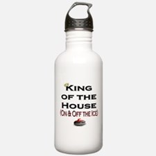 King of the House2 Water Bottle