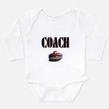 Coach Long Sleeve Infant Bodysuit