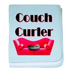 Couch Curler baby blanket