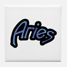 Aries Tile Coaster