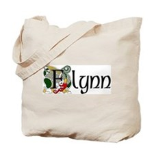 Flynn Celtic Dragon Tote Bag