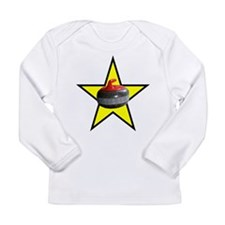 Rock Star Long Sleeve Infant T-Shirt