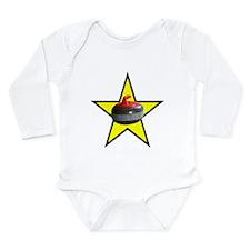 Rock Star Long Sleeve Infant Bodysuit