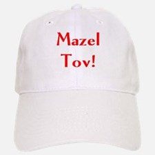 mazel tov Baseball Baseball Cap