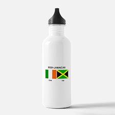 Irish-Jamaican Water Bottle