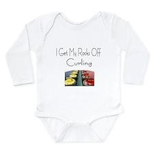 Get My Rocks Off... Long Sleeve Infant Bodysuit