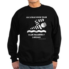 Alcatraz Swim Team Sweatshirt