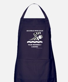 Alcatraz Swim Team Apron (dark)