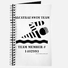 Alcatraz Swim Team Journal