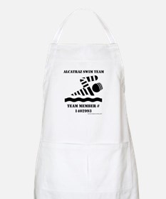 Alcatraz Swim Team Apron