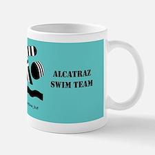 Alcatraz Swim Team Small Mugs