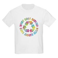 What Goes Around T-Shirt