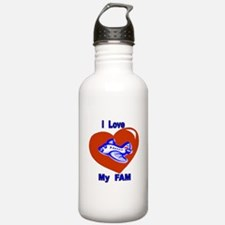 Cute Frequent flyer Water Bottle