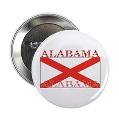 """Alabama State Flag 2.25"""" Button (10 pack)"""