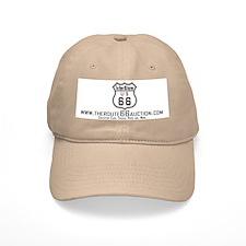 The Route 66 Auction Cap