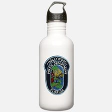 Hollywood Police Water Bottle