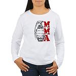 MMA Grenade Women's Long Sleeve T-Shirt