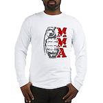MMA Grenade Long Sleeve T-Shirt