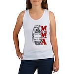 MMA Grenade Women's Tank Top