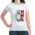MMA Grenade Jr. Ringer T-Shirt
