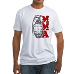 MMA Grenade Fitted T-Shirt