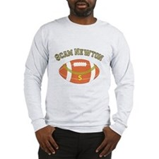 Funny College football Long Sleeve T-Shirt