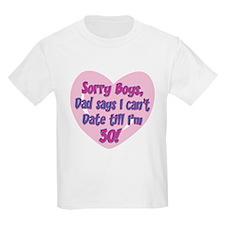 Sorry Boys! T-Shirt