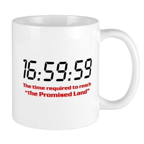 """""""16:59:59"""" Mug"""