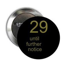 "30th Birthday 2.25"" Button (100 pack)"