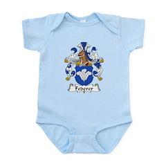 Federer Infant Bodysuit