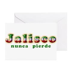 Jalisco Nunca Pierde Greeting Cards (Pk of 10)