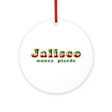 Jalisco Nunca Pierde Ornament (Round)