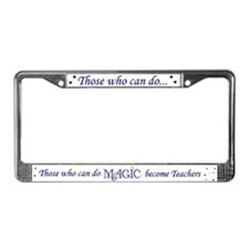 Can Do MAGIC 2 License Plate Frame