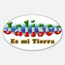 Jalisco es mi Tierra Decal