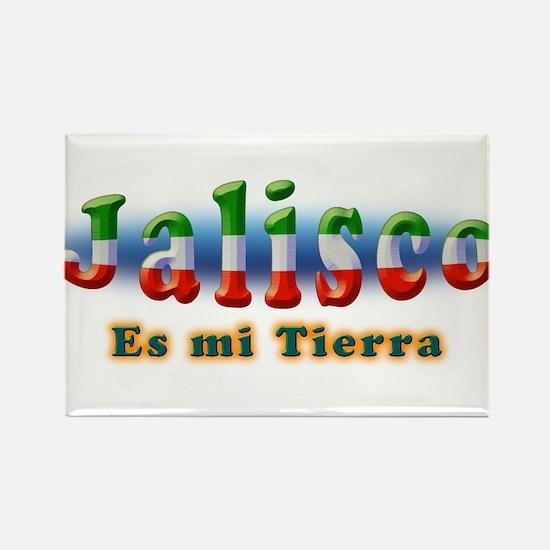 Jalisco es mi Tierra Rectangle Magnet