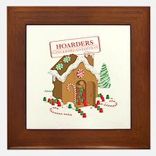 """""""Holiday Hoarders"""" Framed Tile"""