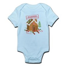 """Holiday Hoarders"" Infant Bodysuit"