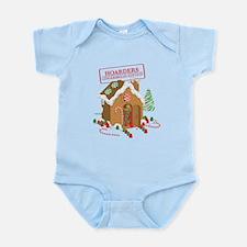 """Holiday Hoarders"" Infant Bodysuit"