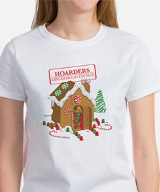 """""""Holiday Hoarders"""" Women's T-Shirt"""