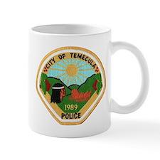 Temecula Police Mug