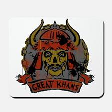 The Great Khans Mousepad
