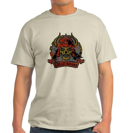 The Great Khans Light T-Shirt