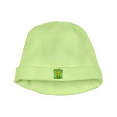 Veritas Aequitas with Celtic Cross baby hat