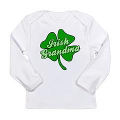 Irish Grandma Long Sleeve Infant T-Shirt