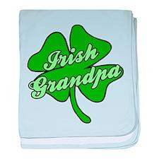 Irish Grandpa baby blanket