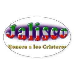 Jalisco Cristeros Decal