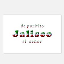 De Puritito Jalisco Postcards (Package of 8)