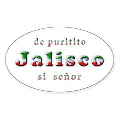 De Puritito Jalisco Decal