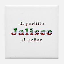 De Puritito Jalisco Tile Coaster