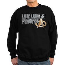 LIVE LONG & PROSPER Sweatshirt